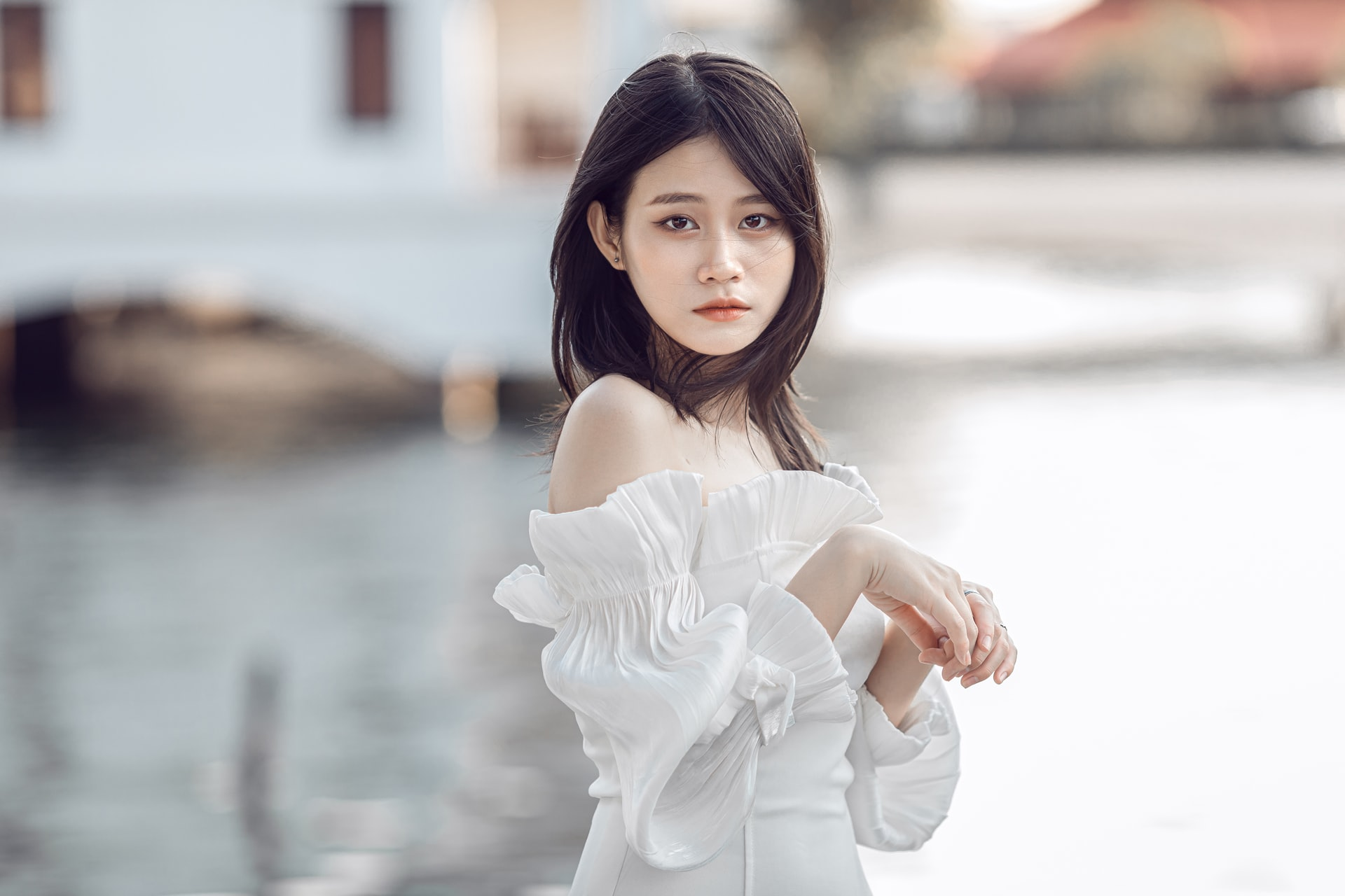 tender Chinese Woman